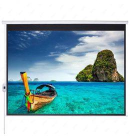 Screen Projector Motorized HQ 120″