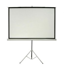 "Screen Projector World Tripod 70"" (1:1)"