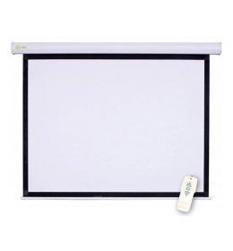 "Screen Projector World Motorized 70"" (1:1)"
