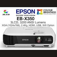 Projector EPSON EB-X350