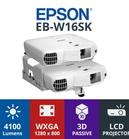 Projector EPSON EB-W16SK