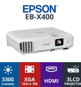 Projector EPSON EB-X400