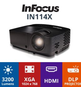 Projector InFocus IN114X