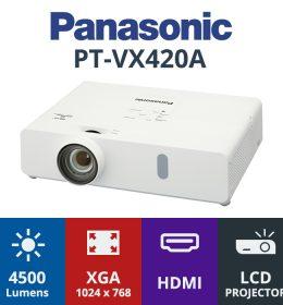 Projector PANASONIC PT-VX420A