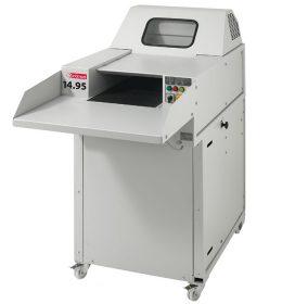 Paper Shredder INTIMUS 14.95 S (6 x 50 mm) Heavy Duty
