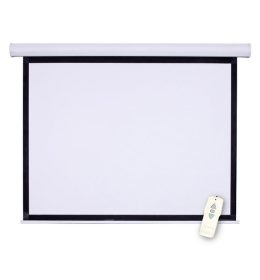 NEW Motorized Screen 84″ (1:1)